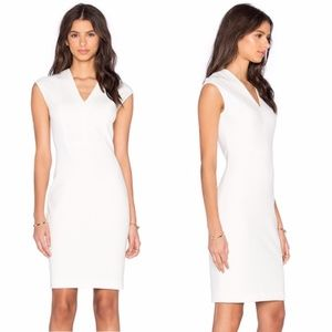 Vince Fitted Sheath Dress, size 2, NEW